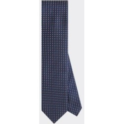 Tommy Hilfiger Men's Slim Wid Dot Tie Navyblazer/Hautered/Brightwhite - found on Bargain Bro India from Tommy Hilfiger for $49.50