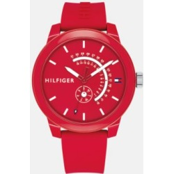 Tommy Hilfiger Men's Red Sport Watch Red - found on Bargain Bro Philippines from Tommy Hilfiger for $95.00
