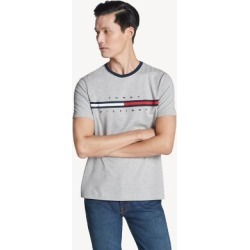 Tommy Hilfiger Men's Essential Flag Logo T-Shirt Navy - M found on Bargain Bro Philippines from Tommy Hilfiger for $39.50