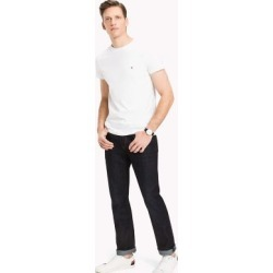 Tommy Hilfiger Men's Slim Fit Stretch T-Shirt Bright White - S found on Bargain Bro Philippines from Tommy Hilfiger for $35.50