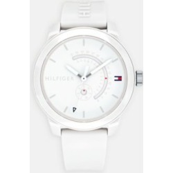 Tommy Hilfiger Men's White Sport Watch White - found on Bargain Bro Philippines from Tommy Hilfiger for $95.00