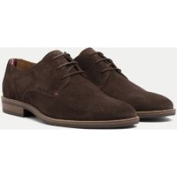 Tommy Hilfiger Men's Suede Derby Shoe Coffee Bean - 10 found on Bargain Bro Philippines from Tommy Hilfiger for $139.50