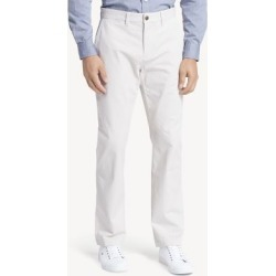 Tommy Hilfiger Men's Custom Fit Essential Stretch Chino As Is Stone - 33/32 found on Bargain Bro India from Tommy Hilfiger for $59.50