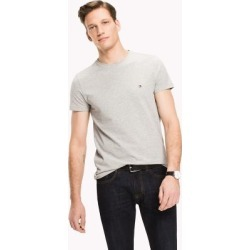 Tommy Hilfiger Men's Slim Fit Stretch T-Shirt Cloud Heather - S found on Bargain Bro Philippines from Tommy Hilfiger for $35.50