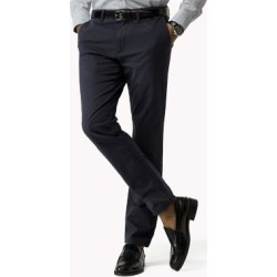 Tommy Hilfiger Men's Straight Fit Stretch Cotton Twill Chino Sky Captain - 31/32 found on Bargain Bro Philippines from Tommy Hilfiger for $119.50