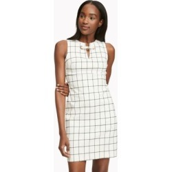 Tommy Hilfiger Women's Essential Sleeveless Check Dress Black / Cream - 12 found on Bargain Bro India from Tommy Hilfiger for $129.00
