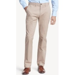 Tommy Hilfiger Men's Custom Fit Essential Stretch Chino Vintage Khaki - 36/32 found on Bargain Bro India from Tommy Hilfiger for $59.50