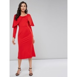Bodycon Patchwork Pullover Womens Long Sleeve Dress found on MODAPINS from Tbdress for USD $39.36