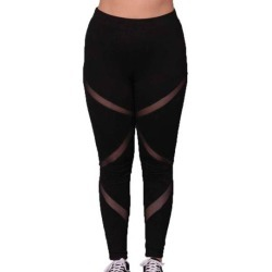 Plus Size Skinny Womens Leggings