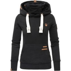 Pocket Mid-Length Womens Hoodie found on MODAPINS from Tbdress for USD $56.03