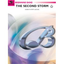 Alfred Publishing 00-BDM05047 The Second Storm - Music Book