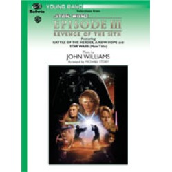 Alfred Publishing 00-CBM05010 Themes From Star Wars: Episode III - Revenge of the Sith - Music Book