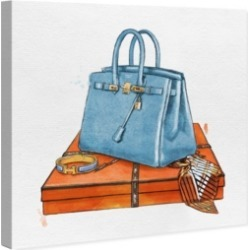 Oliver Gal My Bag Collection Iii Canvas Art, 36