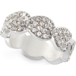 Inc Silver-Tone Crystal Leaf Wrap Ring, Created for Macy's found on Bargain Bro Philippines from Macy's for $22.12