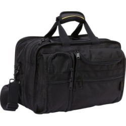 A. Saks Deluxe Expandable Organizer Brief
