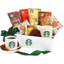 California Delicious Starbucks Coffee & Cocoa Gift Box found on Bargain Bro Philippines from Macy's for $49.99