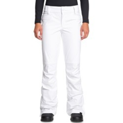 Roxy Juniors' Creek Fleece-Lined Ski Pants found on MODAPINS from Macy's for USD $127.46