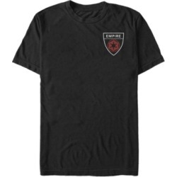 Fifth Sun Star Wars Men's Empire Pocket Badge Short Sleeve T-Shirt found on MODAPINS from Macy's for USD $24.99