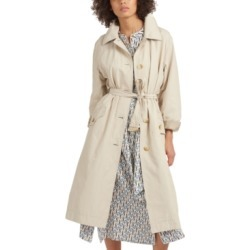 Barbour Millford Trench Coat found on MODAPINS from Macy's for USD $400.00