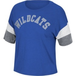 Top of the World Women's Kentucky Wildcats Sleeve Stripe T-Shirt found on Bargain Bro India from Macy's for $20.00