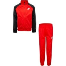Nike Little Boys 2-Piece Colorblocked Jacket and Pants Track Suit Set found on Bargain Bro India from Macy's for $36.00