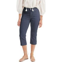Levi's Cropped Mid-Rise Jeans found on MODAPINS from Macy's for USD $29.99