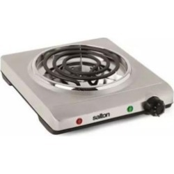 Salton Portable Cooktop Single Burner found on Bargain Bro Philippines from Macy's for $49.99
