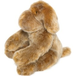 Manhattan Toy Luxe Saffron Dog 13 Inch Plush Toy