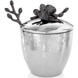 Michael Aram Black Orchid Mini Pot with Spoon found on Bargain Bro India from Macy's for $100.00
