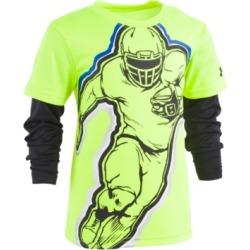 Under Armour Little Boys Football Hero Slider Shirt