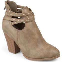 Journee Collection Women's Rhapsy Bootie Women's Shoes found on Bargain Bro India from Macy's for $55.30