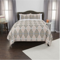 Riztex Usa Tommy King 3 Piece Quilt Set