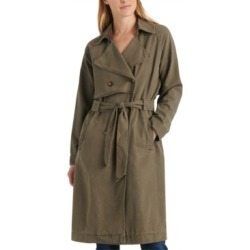 Lucky Brand Relaxed Trench Coat found on MODAPINS from Macy's for USD $134.25