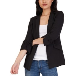 Bcx Juniors' Open-Front Blazer found on MODAPINS from Macys CA for USD $46.52