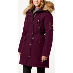 Michael Michael Kors Faux-Fur-Trim Hooded Down Parka Coat found on MODAPINS from Macys CA for USD $237.14