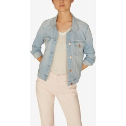 Sanctuary Kyle Classic Denim Jacket found on MODAPINS from Macys CA for USD $80.63