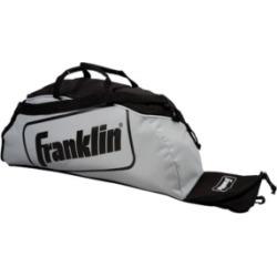 Franklin Sports Jr. Size Grey Equipment Bag