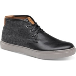 Johnston & Murphy Men's Toliver Leather & Wool Chukka Sneakers Men's Shoes found on Bargain Bro Philippines from Macy's Australia for $116.02