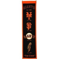 Winning Streak San Francisco Giants Heritage Banner