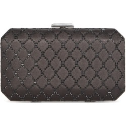 Inc Sasha Satin Sparkle Clutch, Created for Macy's found on Bargain Bro India from Macy's for $59.62