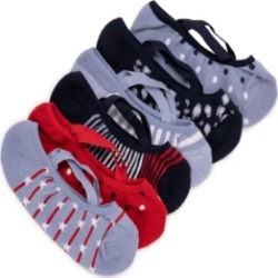 Women's 6 Pair Pack Strappy Ballerina Sock found on Bargain Bro India from Macy's for $28.00