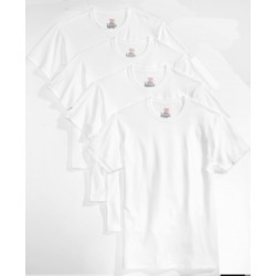 Hanes Men's 4-Pk. Platinum Stretch T-Shirts found on Bargain Bro India from Macy's for $26.60