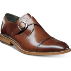 Stacy Adams Men's Duncan Cap-Toe Single Monk Strap Shoes, Created for Macy's Men's Shoes found on Bargain Bro Philippines from Macy's Australia for $94.88