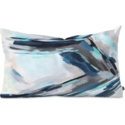 Deny Designs Laura Fedorowicz Dont Let Go Oblong Throw Pillow