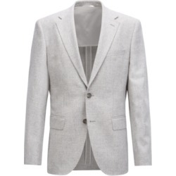 Boss Men's Regular/Classic-Fit Blazer found on MODAPINS from Macy's for USD $385.99