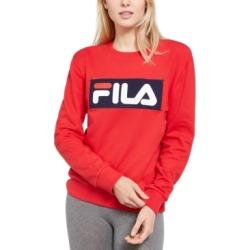 Fila Evelyn Logo Sweatshirt found on MODAPINS from Macys CA for USD $50.57