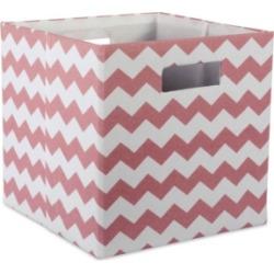 Design Import Storage Cube Solid, Square