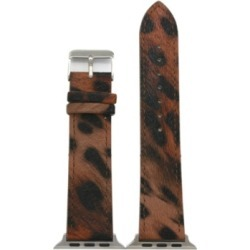 Nimitec Animal Leather Apple Watch Band found on Bargain Bro India from Macy's for $15.00