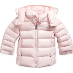 Polo Ralph Lauren Baby Girl's Hooded Down Jacket