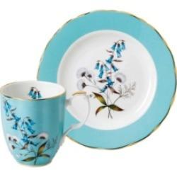Royal Albert 100 Years 1950 2-Piece Set -Mug & Plate -Festival